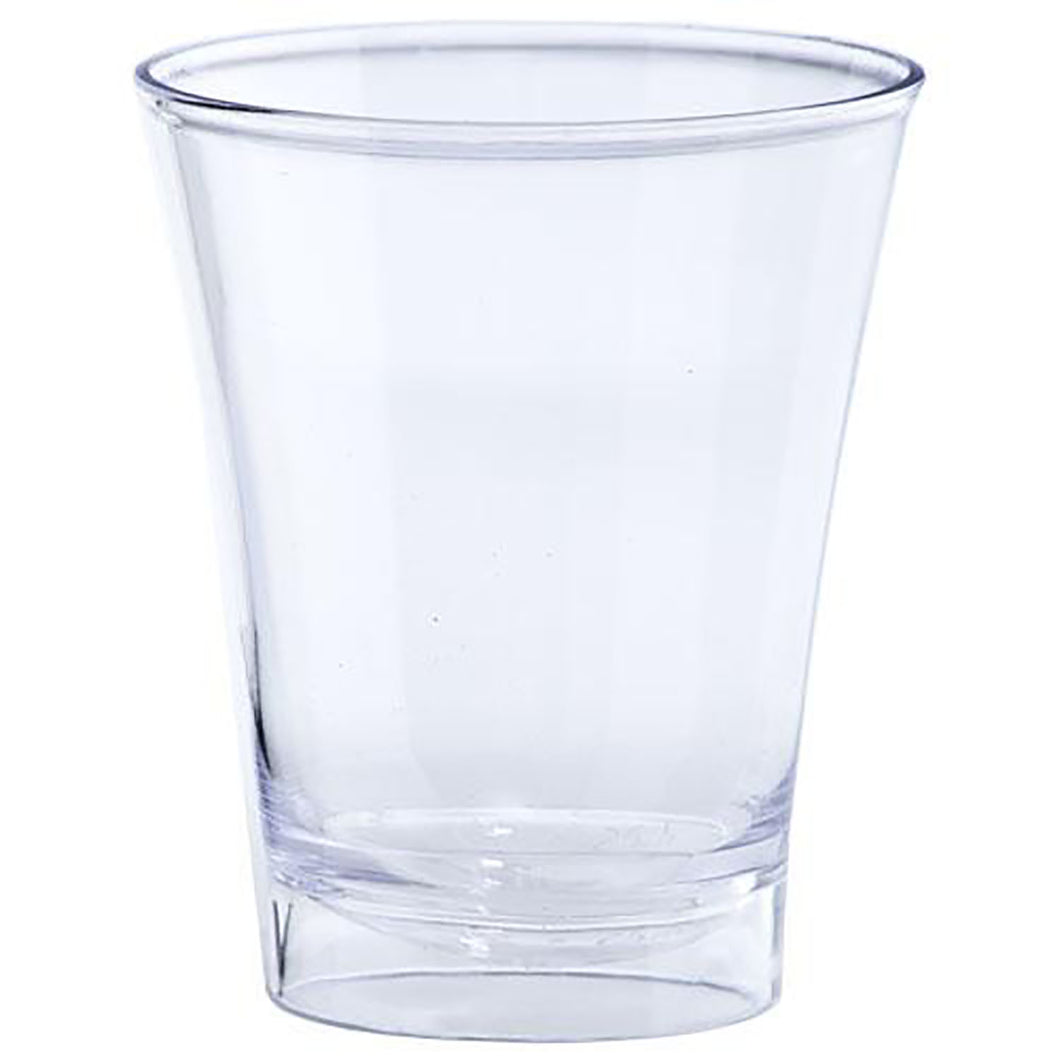 Plastic XTRA HEAVY WEIGHT Clear Highball Cups 10 oz