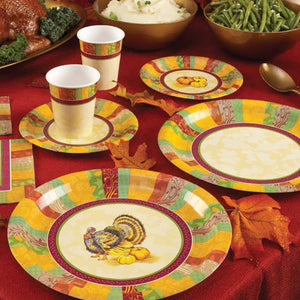 Fall Turkey Premium Lunch Napkins