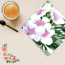 White Elegance Disposable Lunch Paper Napkins