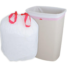 Nicole Home Collection Tall Kitchen Drawstring Trash Bags 13 gal