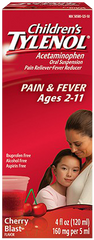Children's Cold, Cough & Flu Medicine