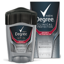 Deodorants and Antiperspirants