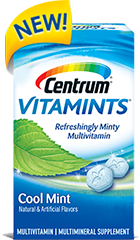 Centrum Vitamints, 120ct