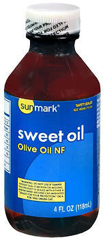 Sunmark Sweet Oil, 4 ounces