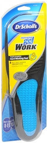 Dr. Scholls Massaging Gel Work Insoles Men's 8-13