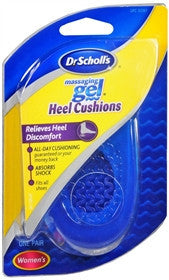 Dr. Scholls Massaging Gel Heel Cushions, Women's