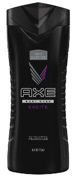 Axe Shower Gel, Excite, 16 oz