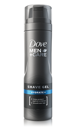 Dove Men+Care Hydrate + Shave Gel, 7 oz