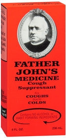 Father Johns Cough Suppressant, 8 oz