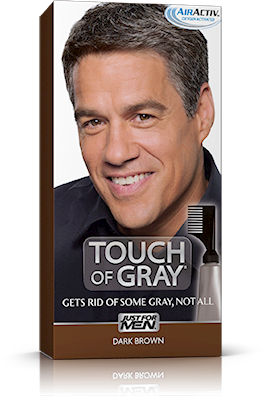 Just For Men Touch of Gray, Dark Brown