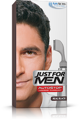 Just For Men Autostop, Real Black