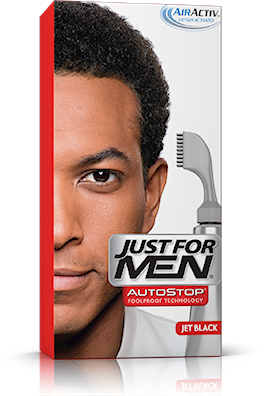 Just For Men Autostop, Jet Black