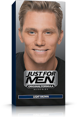 Just For Men Original Formula Haircolor, Light Brown