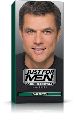 Just For Men Original Formula Haircolor, Dark Brown