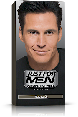 Just For Men Original Formula Haircolor, Real Black