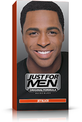 Just For Men Original Formula Hair Color, Jet Black