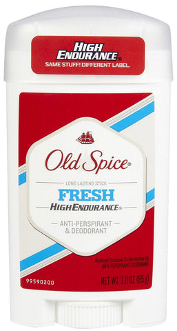 Old Spice High Endurance Anti-Perspirant & Deodorant, Fresh
