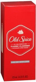 Old Spice After Shave Lotion, Classic, 4.25 oz