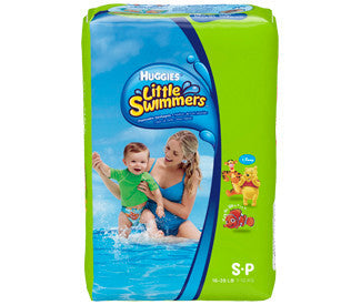 Huggies Lil Swimmers, Small Swimpants, 96 ea
