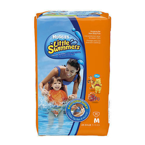 Huggies Lil Swimmers, Medium Swimpants, 11 ea