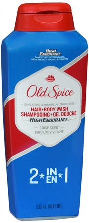 Old Spice Hair & Body Wash