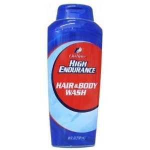 Old Spice High Endurance Hair and Body Wash, 18 oz