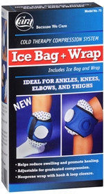 Cara Ice Bag + Wrap, King size