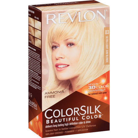 Revlon Colorsilk   Ultralight Sun Blonde  03