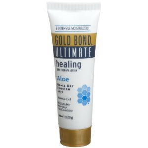 Gold Bond Ultimate Healing Skin Therapy Lotion,  Aloe, 1 oz