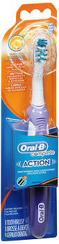 Oral-B Complete Action Power Toothbrush, Soft