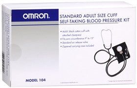 Omron Self-Taking Blood Pressure Kit
