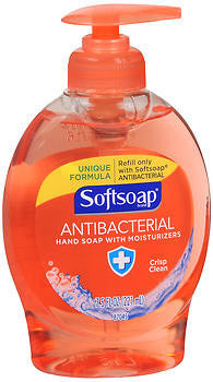 Softsoap Antibacterial Hand Soap with Moisturizers, 7.5oz