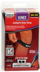 Adjustable Jumpers Knee Strap - Patella Support, Black, 1 ea - PlanetRx