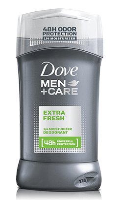 Dove Men+Care Extra Fresh Deodorant, 2.7 oz