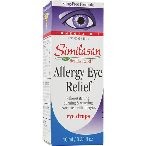 Similasan Eye Drops Number 2, Allergy Eyes, 0.33 oz