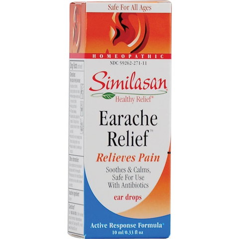Similasan Ear Drops, 0.33 oz