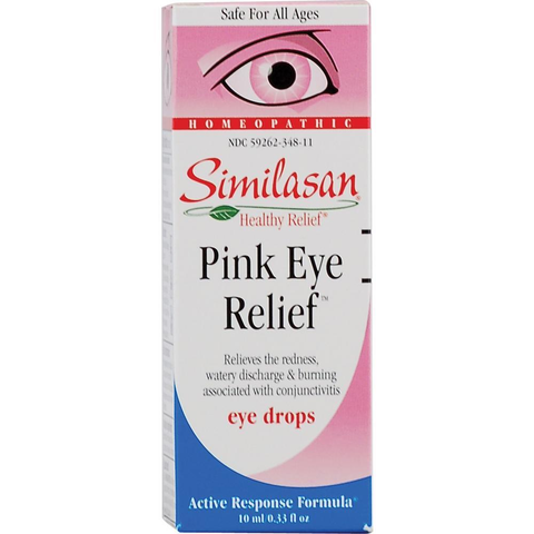 Similasan Pink Eye Relief, 0.33 oz