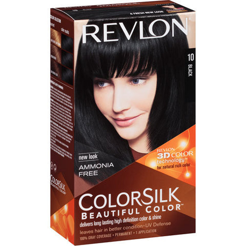 Revlon Colorsilk   Black 10