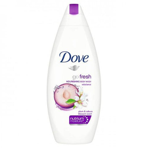 Dove Go Fresh Rebalance Body Wash, 24 oz