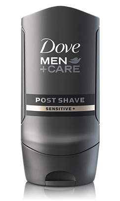Dove Men+Care Sensitive + Post Shave Balm, 3.4oz
