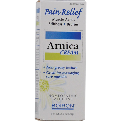 Boiron Arnica Cream, 2.5 oz