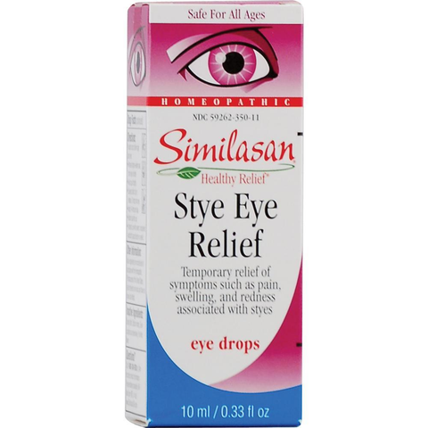 Similasan Stye Eye Relief, 0.33 oz