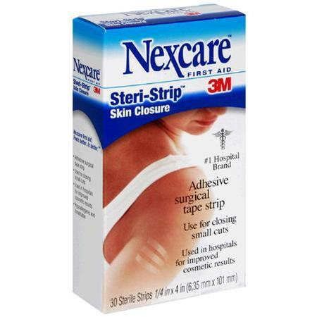 Nexcare Steri-Strip Skin Closures, 30 ea