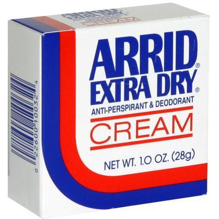 Arrid Anti-Perspirant & Deodorant, Cream, 1 oz