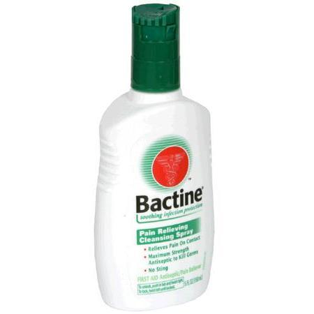 Bactine First Aid Antiseptic/Pain Reliever, 5 oz