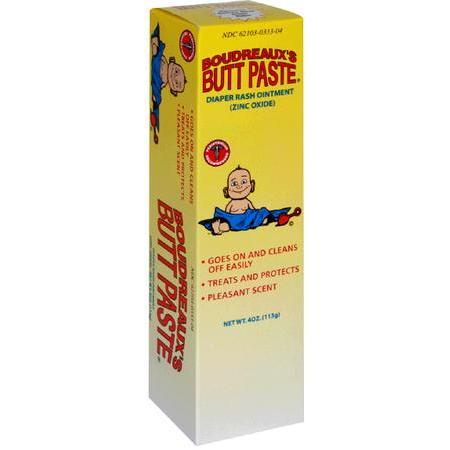 Boudreaux Butt Paste, 4 oz