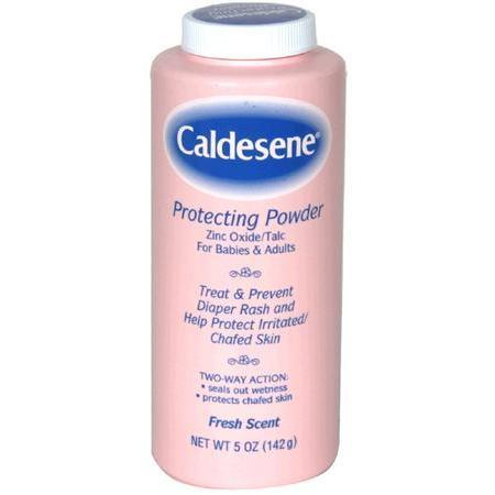 Caldesene Protecting Powder, Fresh Scent, 5 oz