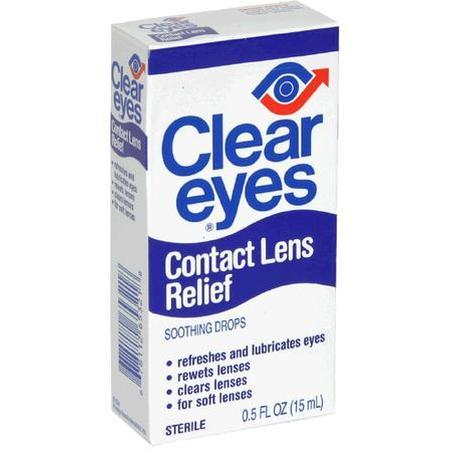 Clear Eyes Soothing Drops, 0.5 oz