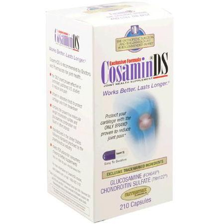 Cosamin DS Joint Supplements, 210 caps