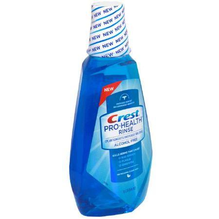 Crest Pro-Health Oral Rinse,  Refreshing Clean Mint, 1 liter